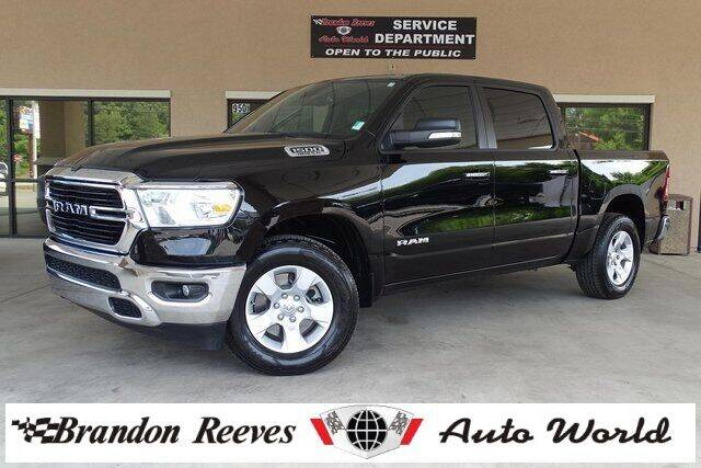 2020 RAM Ram Pickup 1500 for sale at Brandon Reeves Auto World in Monroe NC