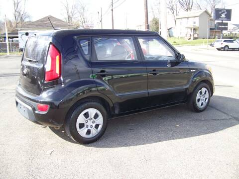 2012 Kia Soul for sale at Collector Car Co in Zanesville OH