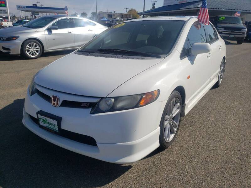 2008 Honda Civic for sale at Artistic Auto Group, LLC in Kennewick WA