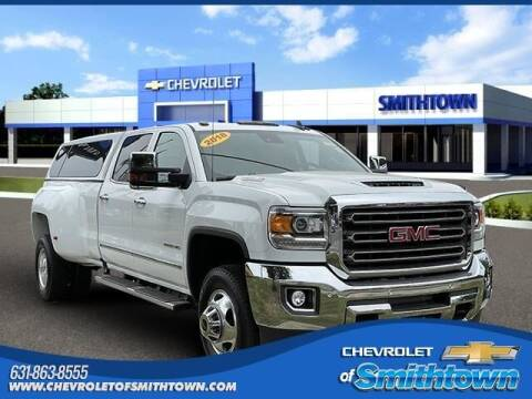 2018 GMC Sierra 3500HD for sale at CHEVROLET OF SMITHTOWN in Saint James NY