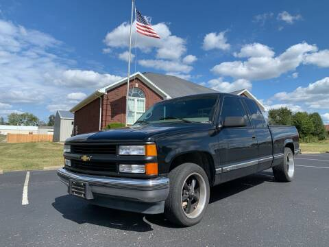 1997 Chevrolet C/K 1500 Series for sale at HillView Motors in Shepherdsville KY