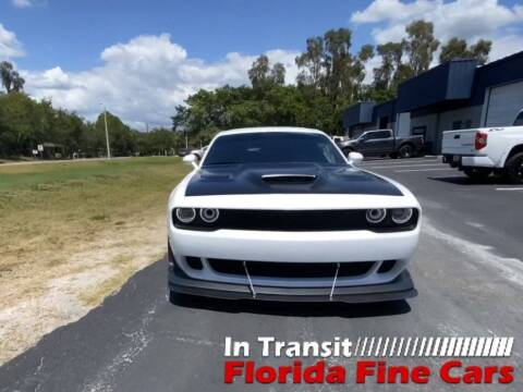 2020 Dodge Challenger for sale at Florida Fine Cars - West Palm Beach in West Palm Beach FL