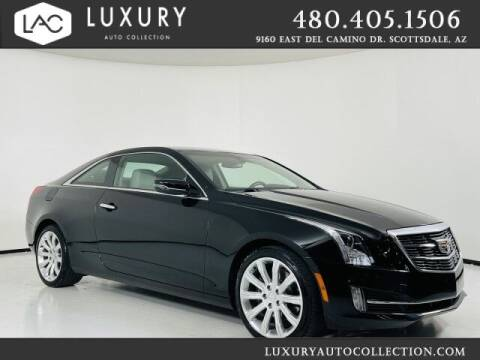 2016 Cadillac ATS for sale at Luxury Auto Collection in Scottsdale AZ