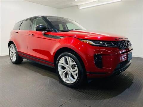 2020 Land Rover Range Rover Evoque for sale at Champagne Motor Car Company in Willimantic CT