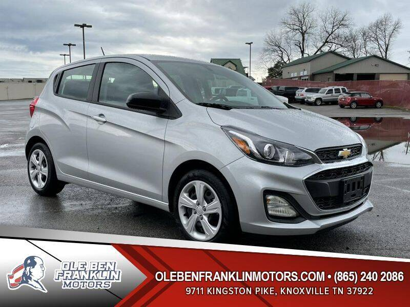 2020 Chevrolet Spark for sale in Knoxville, TN