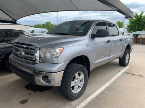 2013 Toyota Tundra for sale at Excellence Auto Direct in Euless TX
