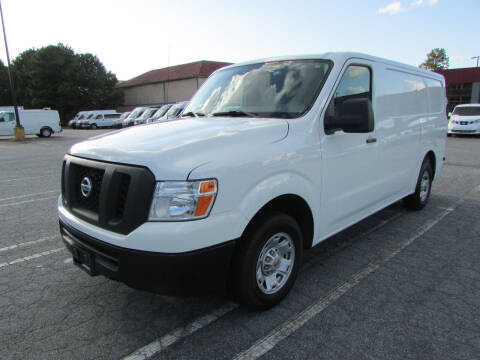 2016 Nissan NV Cargo for sale at Work-Van.com in Union City GA