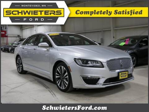 2018 Lincoln MKZ for sale at Schwieters Ford of Montevideo in Montevideo MN