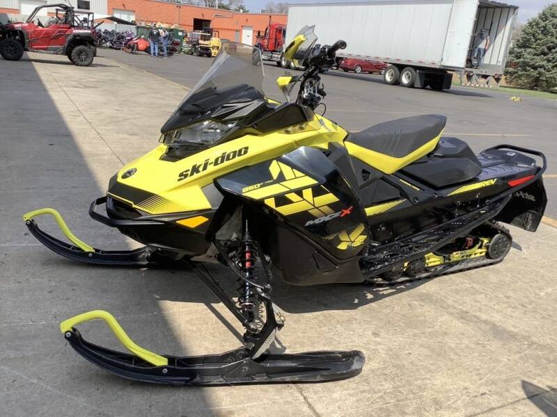 2018 Ski-Doo MXZ® X® Ice Ripper X for sale at Road Track and Trail in Big Bend WI