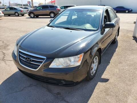 2009 Hyundai Sonata for sale at TJ Motors in Las Vegas NV
