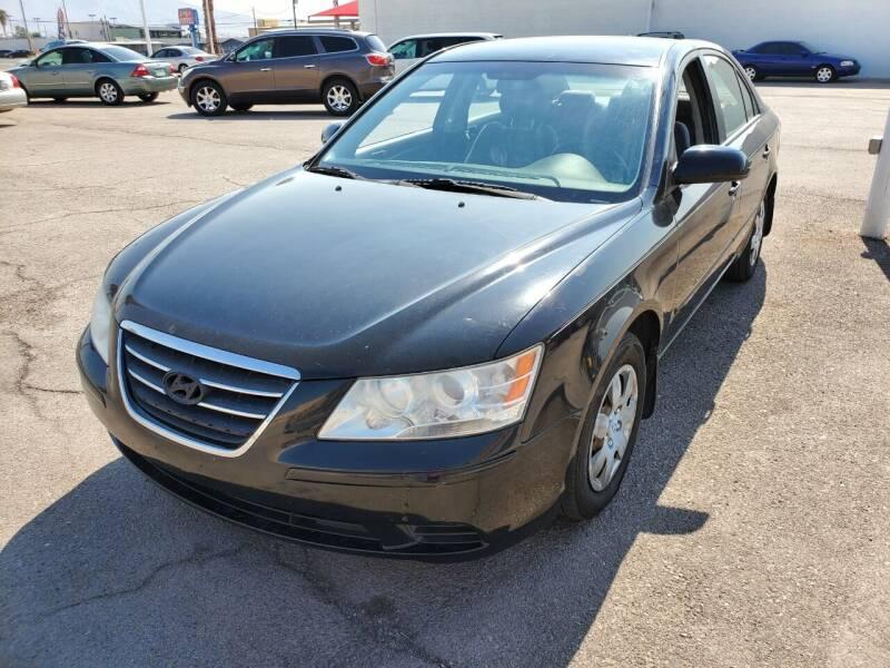 2009 Hyundai Sonata for sale at TJ Motors in Las Vegas NV