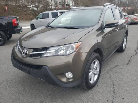 2014 Toyota RAV4 for sale at Mulligan's Auto Exchange LLC in Paxinos PA