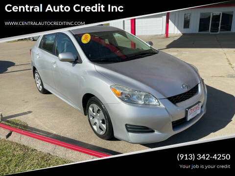 2009 Toyota Matrix for sale at Central Auto Credit Inc in Kansas City KS