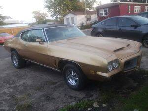 1972 Pontiac GTO for sale at Haggle Me Classics in Hobart IN