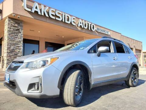 2016 Subaru Crosstrek for sale at Lakeside Auto Brokers Inc. in Colorado Springs CO