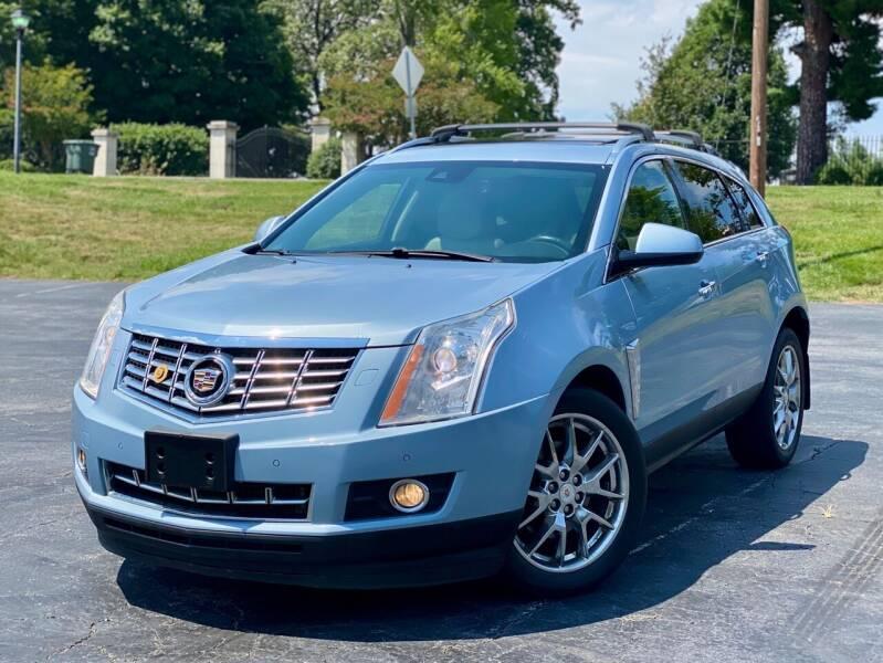 2013 Cadillac SRX for sale at Sebar Inc. in Greensboro NC
