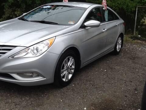 2013 Hyundai Sonata for sale at Lance Motors in Monroe Township NJ