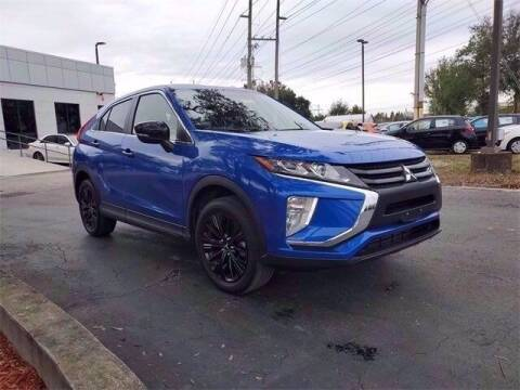 2019 Mitsubishi Eclipse Cross for sale at SUPER DEAL MOTORS in Hollywood FL