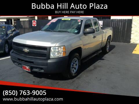 2010 Chevrolet Silverado 1500 for sale at Bubba Hill Auto Plaza in Panama City FL