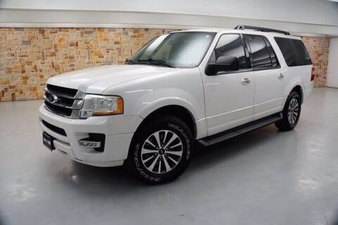 2017 Ford Expedition EL for sale at Jerry's Buick GMC in Weatherford TX