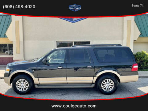 2013 Ford Expedition EL for sale at Coulee Auto in La Crosse WI