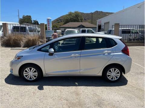 2016 Honda Fit for sale at Dealers Choice Inc in Farmersville CA