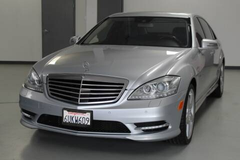 2012 Mercedes-Benz S-Class for sale at Mag Motor Company in Walnut Creek CA