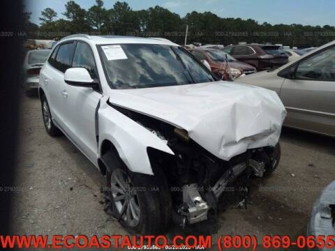 2016 Audi Q5 for sale at East Coast Auto Source Inc. in Bedford VA