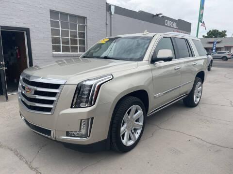 2015 Cadillac Escalade for sale at CHURCHILL AUTO SALES in Fallon NV