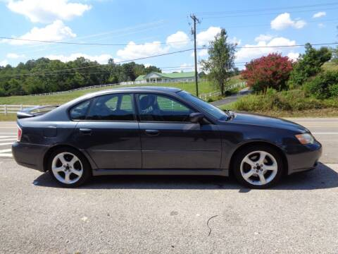 2007 Subaru Legacy for sale at Car Depot Auto Sales Inc in Seymour TN