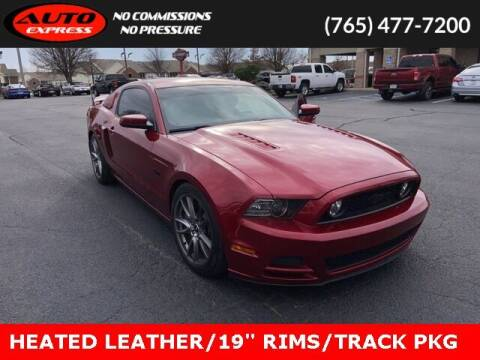 2014 Ford Mustang for sale at Auto Express in Lafayette IN