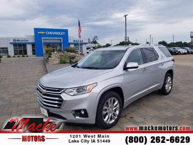 2020 Chevrolet Traverse for sale in Lake City, IA