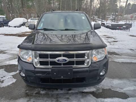 2011 Ford Escape for sale at Maple Street Auto Sales in Bellingham MA