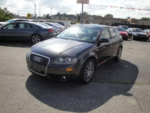 2008 Audi A3 for sale at A&S 1 Imports LLC in Cincinnati OH