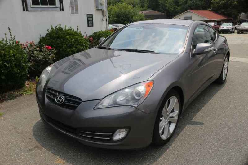 2010 Hyundai Genesis Coupe for sale in Graham, NC