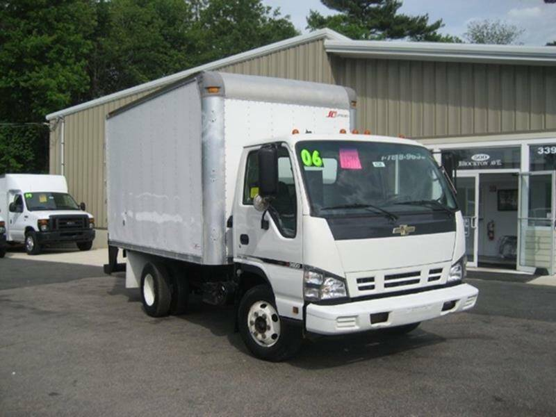2006 Chevrolet W4500 for sale in Abington, MA