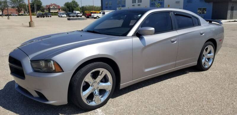 2011 Dodge Charger for sale at JC Auto Sales LLC in Wichita KS