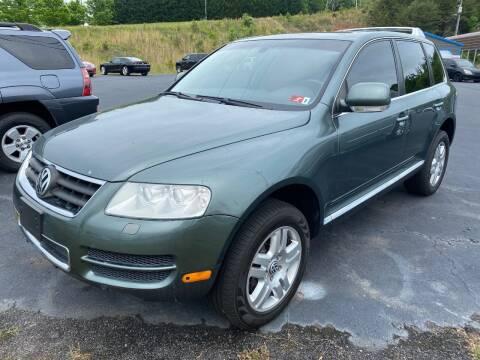 2006 Volkswagen Touareg for sale at Elite Auto Brokers in Lenoir NC