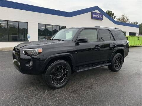 2020 Toyota 4Runner for sale at Impex Auto Sales in Greensboro NC