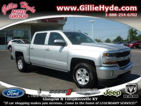 2017 Chevrolet Silverado 1500 for sale at Gillie Hyde Auto Group in Glasgow KY