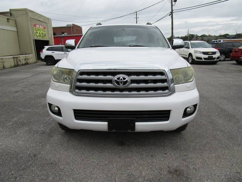 2008 Toyota Sequoia for sale at Downtown Motors in Milton FL