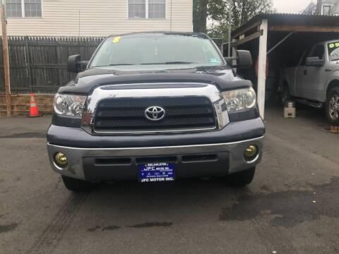 2008 Toyota Tundra for sale at JFC Motors Inc. in Newark NJ