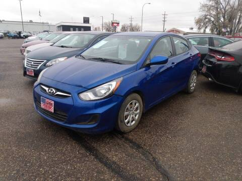 2014 Hyundai Accent for sale at L & J Motors in Mandan ND