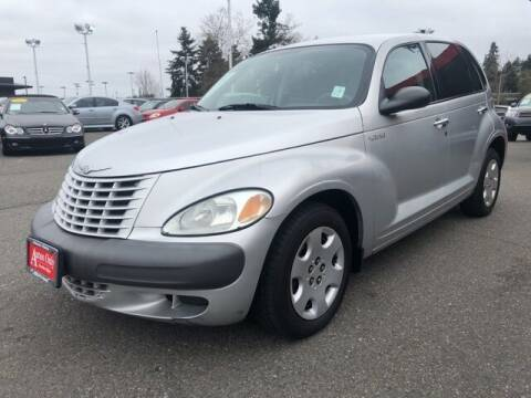 2003 Chrysler PT Cruiser for sale at Autos Only Burien in Burien WA