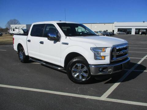 2016 Ford F-150 for sale at Auto Gallery Chevrolet in Commerce GA