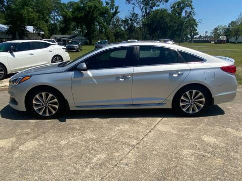 2017 Hyundai Sonata for sale at A & B Auto Sales of Chipley in Chipley FL