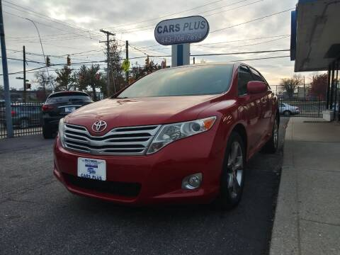 2010 Toyota Venza for sale at i3Motors in Baltimore MD