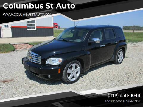 2007 Chevrolet HHR for sale at Columbus St Auto in Crawfordsville IA