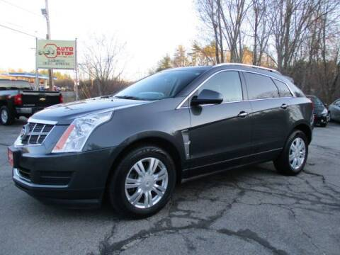 2010 Cadillac SRX for sale at AUTO STOP INC. in Pelham NH