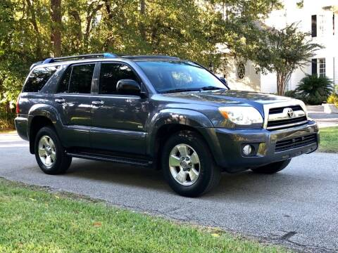 2007 Toyota 4Runner for sale at Texas Auto Corporation in Houston TX
